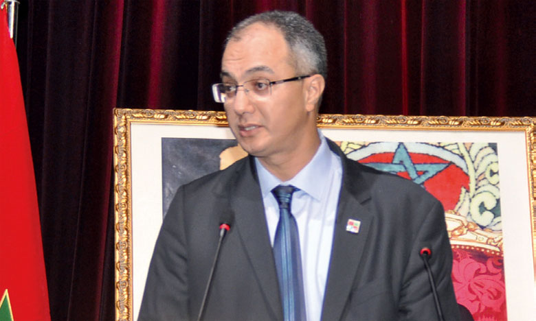 Mohamed Jerrar, président de l'ONMD.