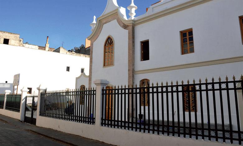La mise en place d'un géoportail permettra la cartographie des édifices à caractère architectural  et patrimonial, parmi lesquels figure l'église Buenaventura.                                                                      Ph. Seddik