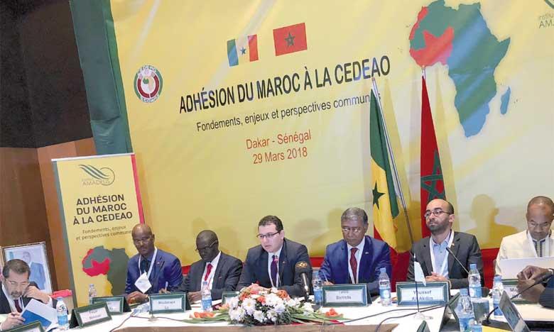 La conférence a permis à la partie sénégalaise de formuler sans équivoque et de manière dépassionnée les raisons de sa réticence concernant la démarche du Royaume visant à intégrer la Cédéao.