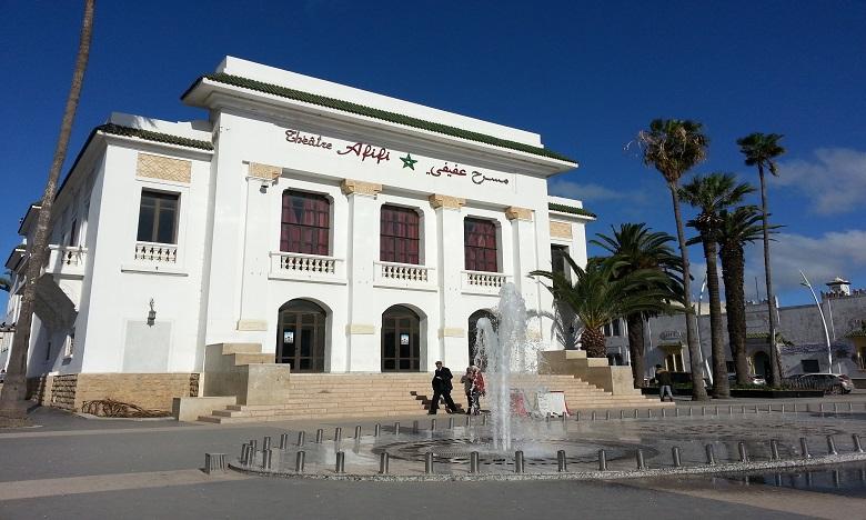 Les pièces seront présentées au théâtre Mohammed Saïd Afifi et au théâtre de l'église dans la Cité portugaise.