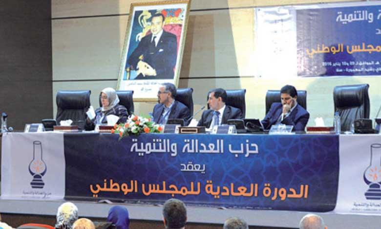 Sur le plan de l'organisation de ce dialogue interne, le secrétariat général a décidé qu'il se déroule sous sa pleine direction. Ph. Archives
