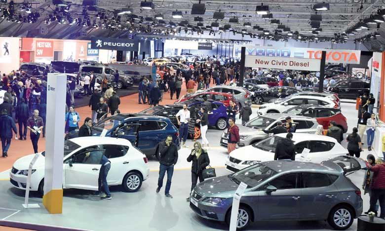 Le prolongement de la durée de l'Auto Expo à 15 jours au lieu des 10 habituels s'est avéré une vraie corvée pour les professionnels.  Ph. Saouri