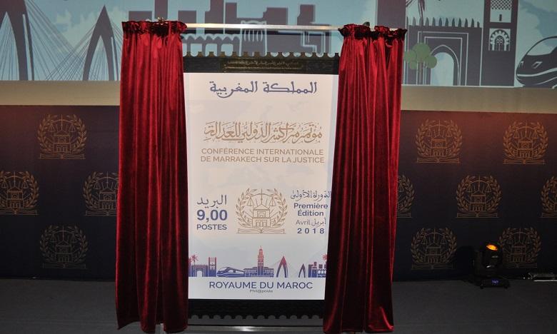 Barid Al-Maghrib émet un timbre-poste spécial