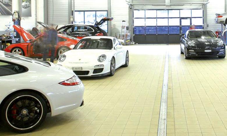 Porsche Maroc offre un contrôle gratuit  à ses clients