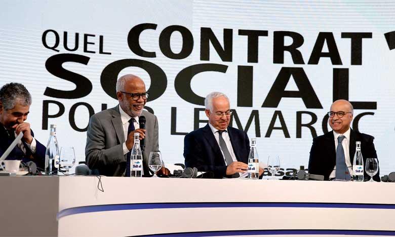 Les éléments à intégrer dans le contrat social souhaité par les partenaires sociaux