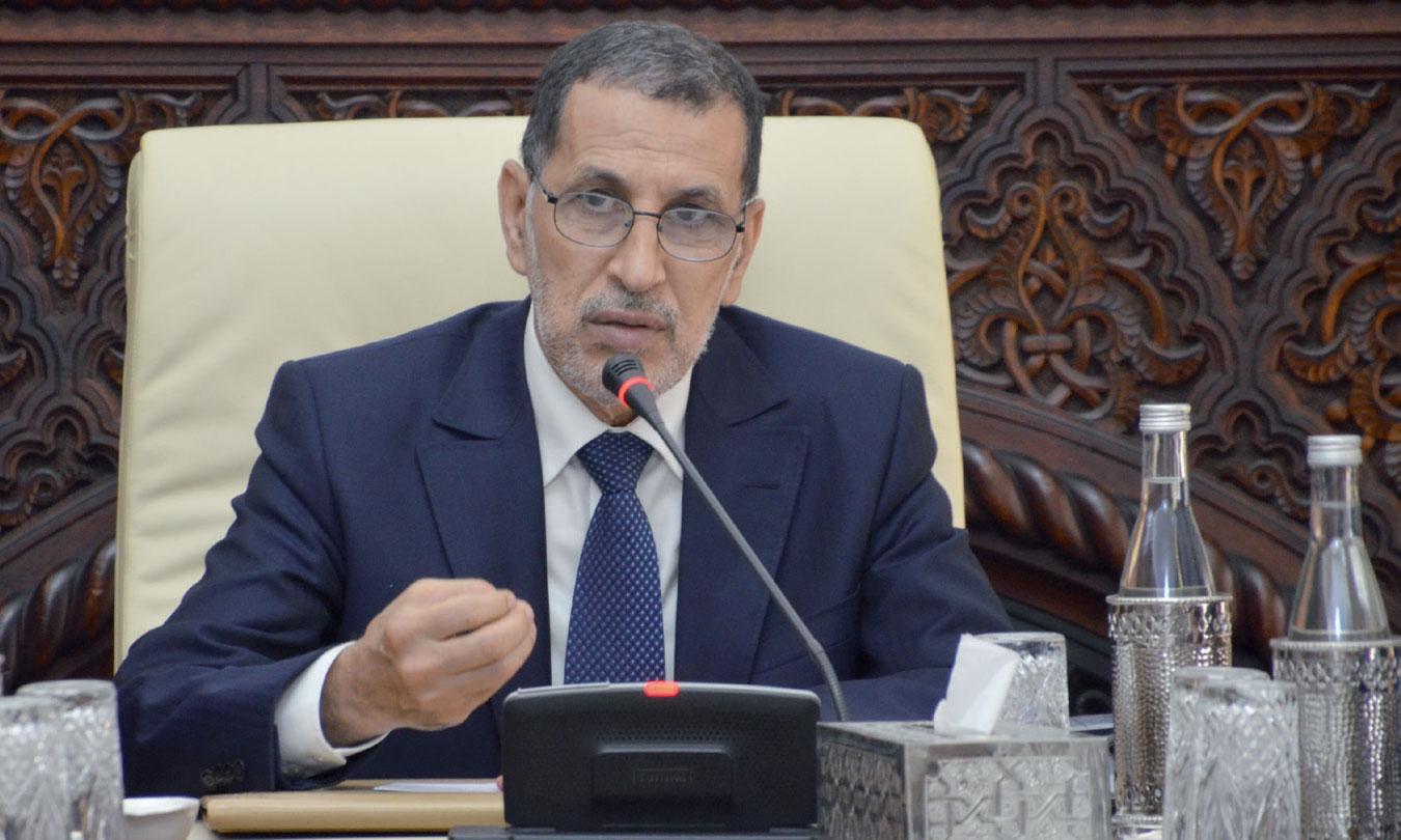 Saad Eddine El Othmani : « l'examen de la question de l'approvisionnement des marchés  met  par la force des choses le sujet du boycott au cœur des discussions».