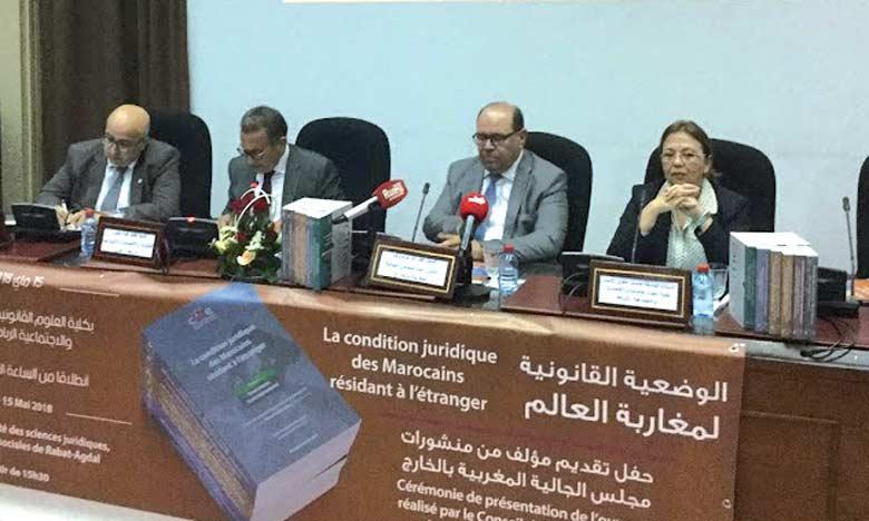 Tout l'arsenal juridique concernant les Marocains du monde en un seul ouvrage