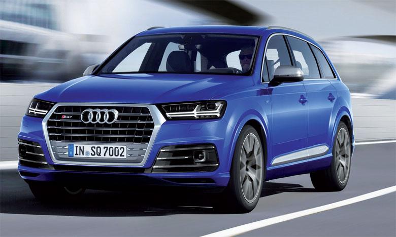 D'ici 2020, Audi prévoit d'augmenter ses ventes d'environ 50% sur le segment des grands modèles.