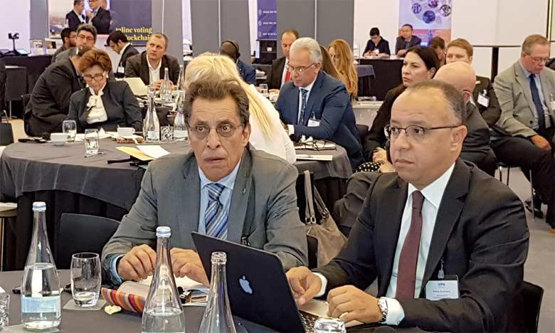 La HACA prend part à un symposium international  sur la «démocratie digitale»