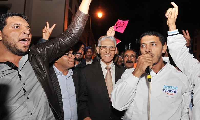 La réaction de Saad Eddine El Othmani à l'action de Lahcen Daoudi