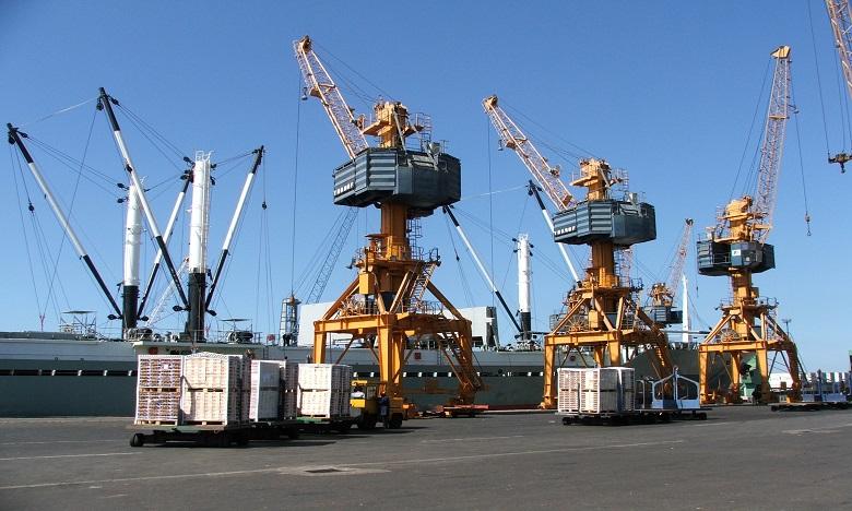 L'activité portuaire est soutenue cette année par les importations, contrairement à l'année dernière où elle l'était par les exportations.