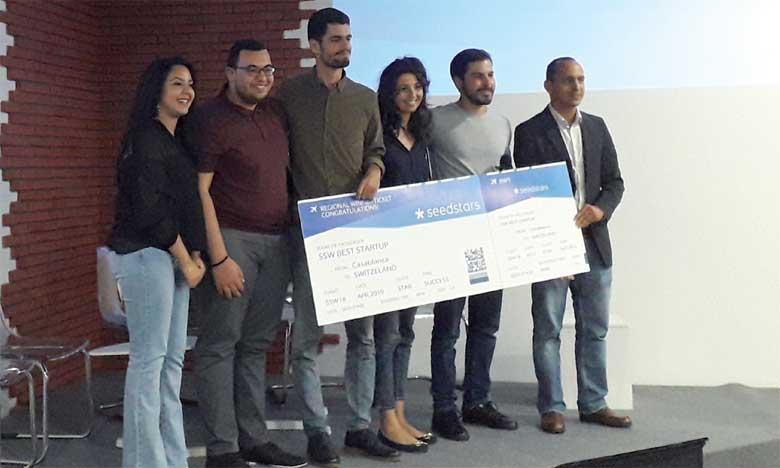 À l'issue de cette journée, où l'innovation était à l'honneur, ont émergé trois projets: «Weego», «Popaddress»  et  «Zelij Invent», qui ont décroché respectivement le premier, deuxième et troisième prix.