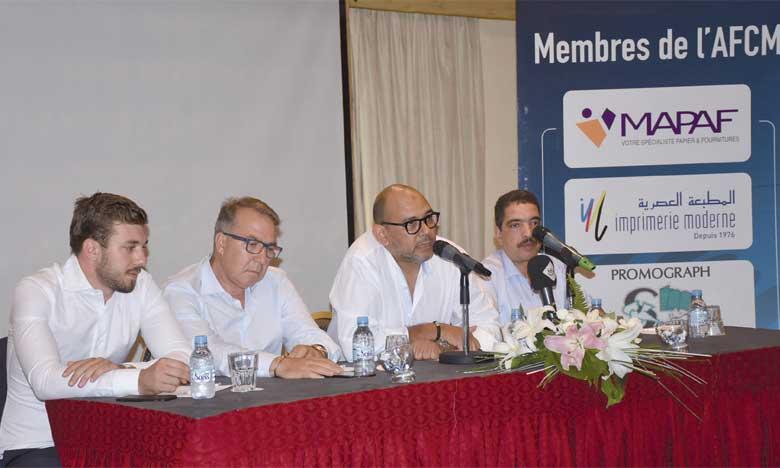 Les producteurs marocains de cahiers invitent les exportateurs tunisiens à focaliser leurs efforts sur la procédure administrative et insistent sur son impartialité                      Ph. Saouri.