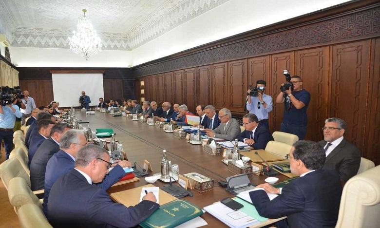 Saâd-Eddine El Othmani met en  avant les grandes réformes ayant marqué le règne de S.M. le Roi Mohammed VI