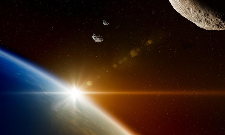 Un astéroïde de 900 m de diamètre découvert par l'Observatoire de l'Oukaimeden