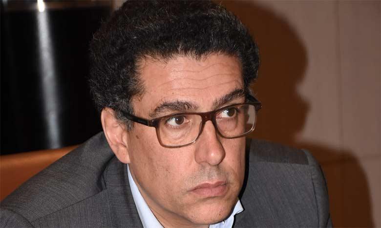 Karim El Aynaoui, directeur de l'OCP Policy Center