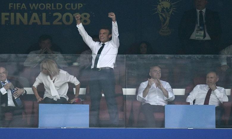 La France championne du monde