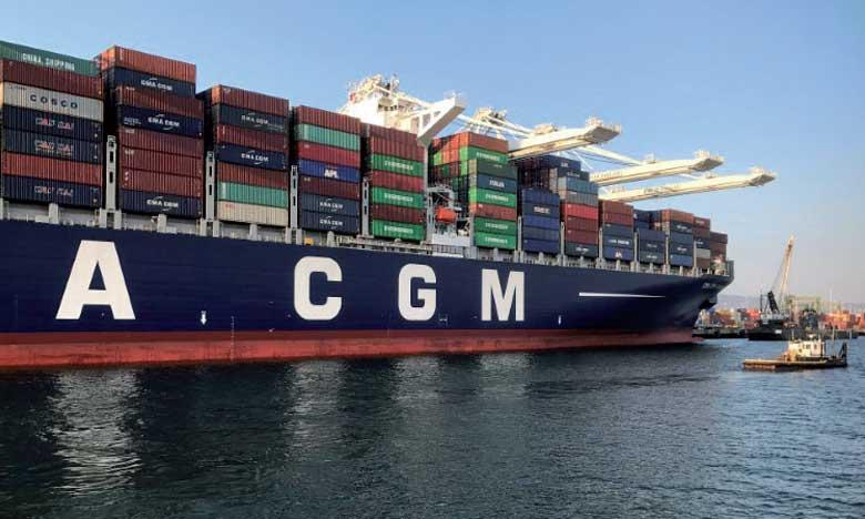 CMA CGM cherche à fusionner  avec l'allemand Hapag-Lloyd