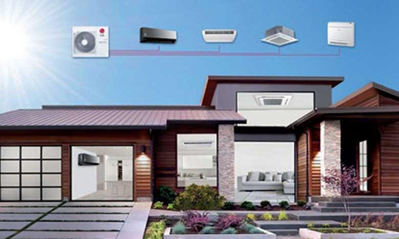 LG commercialise sa nouvelle solution de climatisation pour les grands espaces