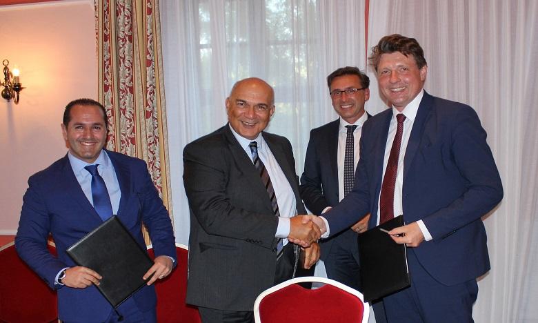 Le Groupe OCP et l'Institut Fraunhofer IMWS s'allient pour le développement d'une industrie durable des engrais