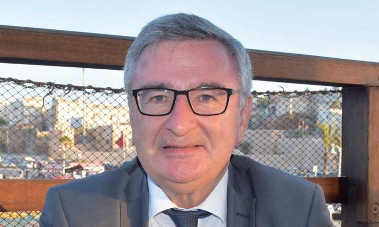 René Collin. P. Seddik