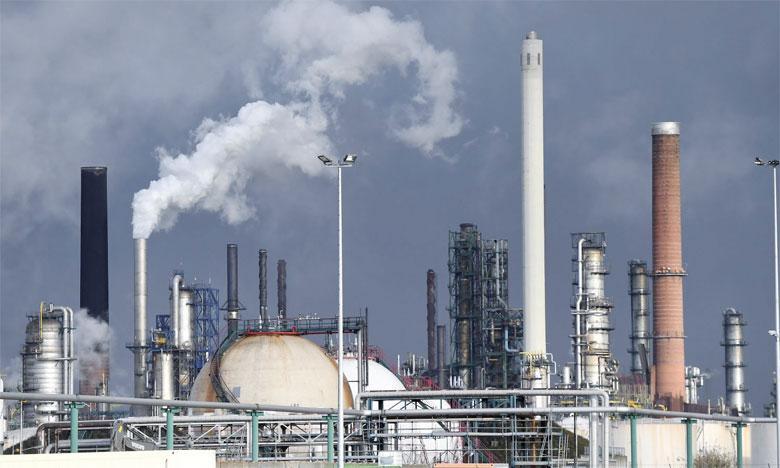 Le méthane a un pouvoir réchauffant 20 fois supérieur à celui du CO2. Ph. DR