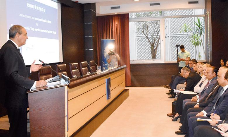 La mise en place du «Casablanca ESG 10» répond à l'intérêt multiple d'attirer une nouvelle catégorie d'investisseurs ISR.Ph. Saouri