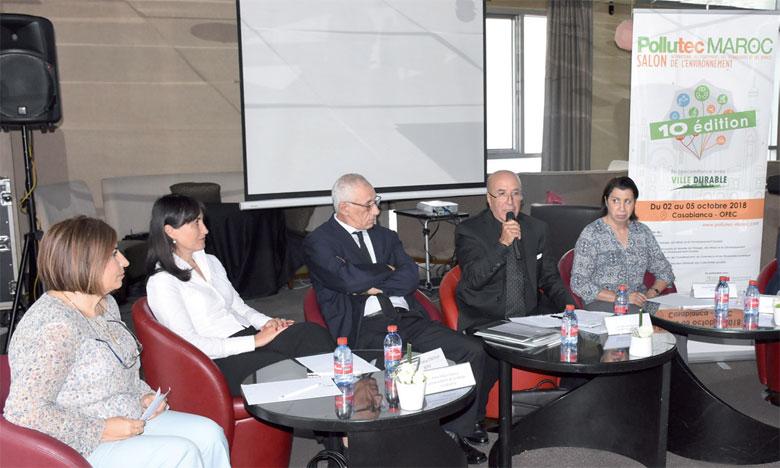 Pollutec 2018 revient pour une dixième édition du 2 au 5 octobre à  Casablanca. Ph. Saouri