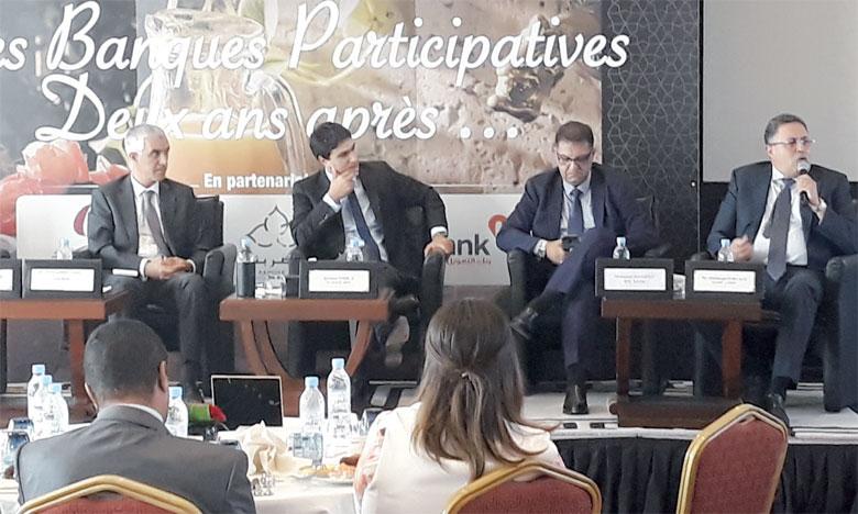 La rencontre, organisée vendredi par Aujourd'hui Le Maroc à Casablanca, avait pour thème «Les banques participatives – Deux ans après …».
