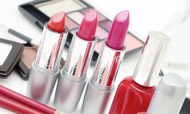 La croissance annuelle moyenne du marché marocain du cosmétique devrait se situer à 7,5%.
