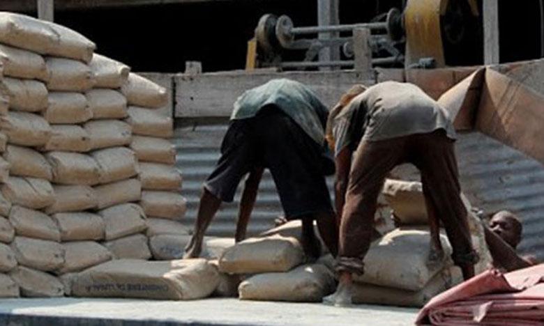 À fin août, la région de Casablanca-Settat, la consommation de ciment a atteint un peu plus de 1,88 million de tonnes, en baisse de 8,7% sur un an.