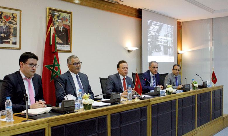 Au cours des six premiers mois de 2018, Marsa Maroc a investi 162 millions de DH. Ph. Saouri