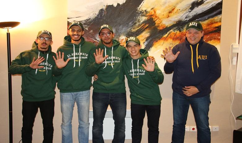 Al Akhawayn remporte la compétition pour la 5e année consécutive