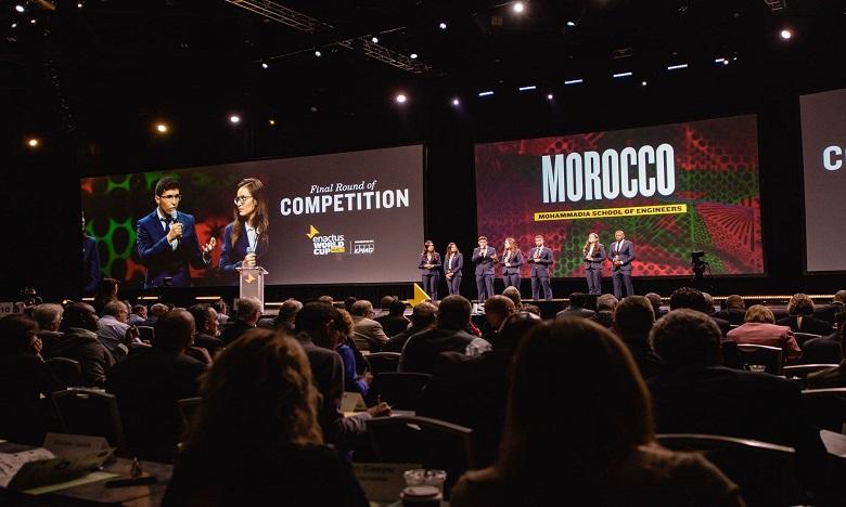 Le Maroc décroche la quatrième place à la Enactus World Cup
