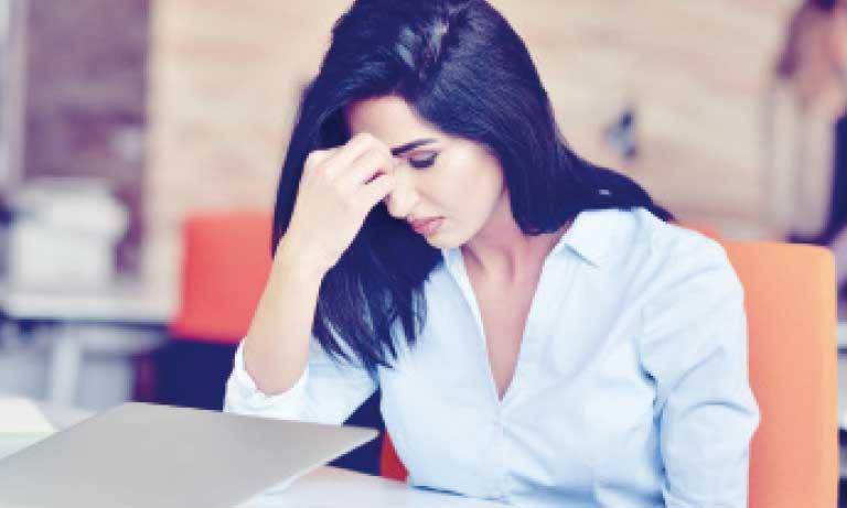 Le stress, un autre facteur de démission