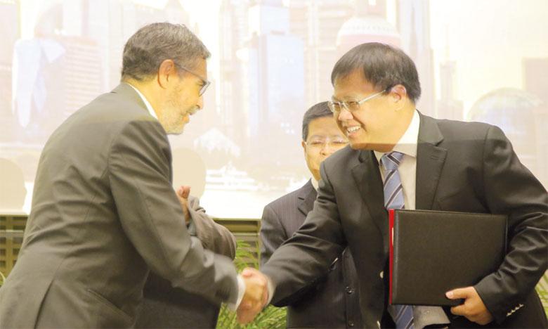 Après Pékin, c'est au tour de Luijazui Financial City Authority, l'établissement chargé du développement du district financier de Shanghai, de s'allier à Casablanca Finance City.