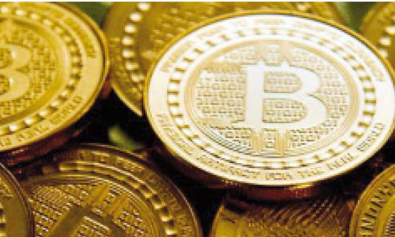 Le Bitcoin sur une pente raide