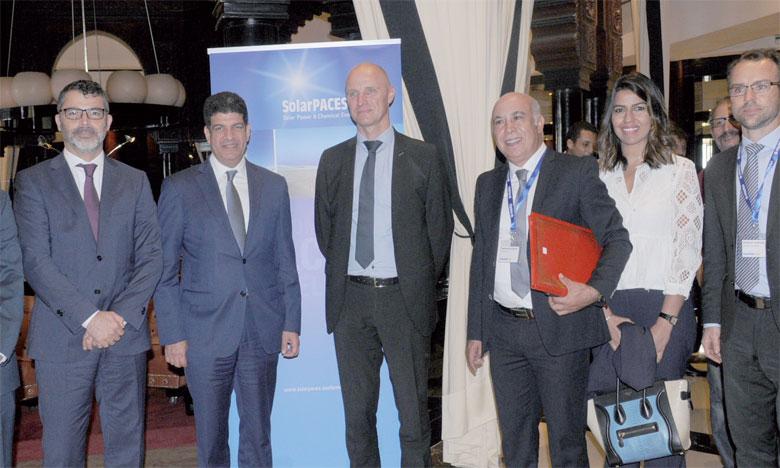 Le partenariat entre Siemens et Masen a été signé à l'occasion de la 24e édition de la conférence SolarPACES qui s'est tenue du 2 au 5 octobre à Casablanca.