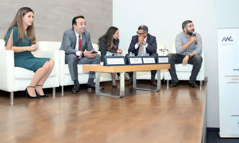 L'AMMC et la CGEM mobilisent 100 start-up  et PME