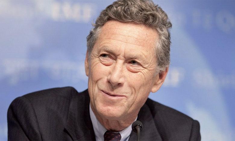 L'ancien économiste en chef du FMI, Olivier Blanchard, était l'invité de L'Info en Face.