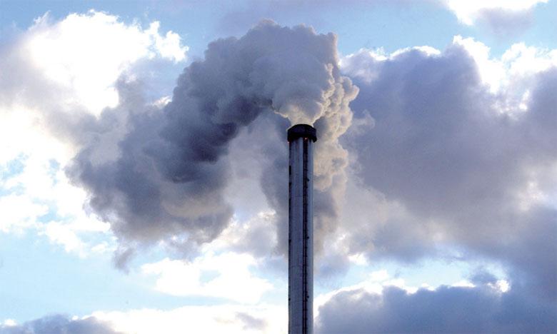 Les émissions des principaux gaz à effet de serre, CO2, méthane et protoxyde d'azote, ont augmenté de respectivement 143, 254 et 121% comparativement aux niveaux préindustriels, en 1750.                                                                Ph. DR