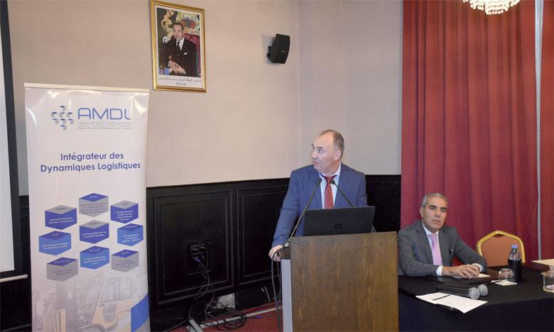 Selon Mohamed Yousfi, DG de l'AMDL, une étude technique est en cours pour décliner des indicateurs de la compétitivité  logistique propres au Maroc. Ph. Saouri