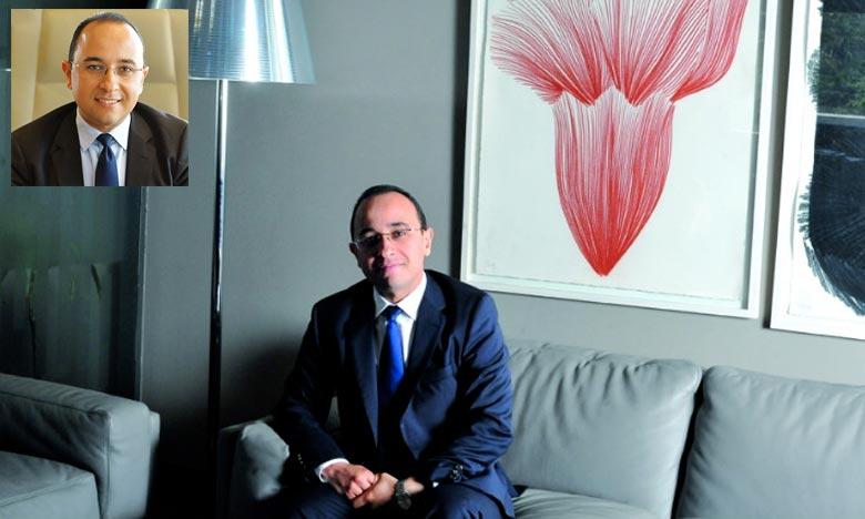 Il succède à Laila Mamou, Badr Alioua est le nouveau président du directoire de Wafasalaf. Ph : DR