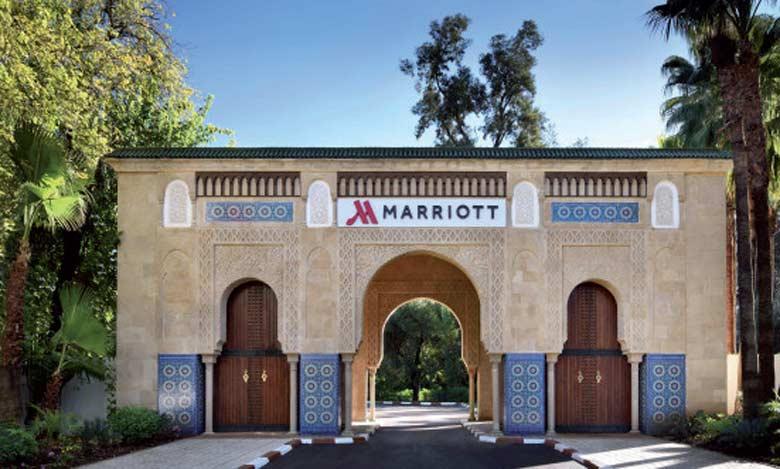 Marriott International possède un portefeuille de plus de 6.700 établissements dans le monde.