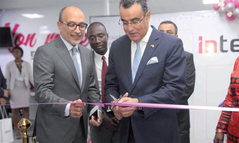 L'inauguration officielle du nouveau centre d'Intelcia a eu lieu la semaine dernière à Abidjan.