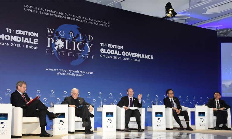 Les défis économiques majeurs des prochaines années étaient au coeur des travaux de cette édition du WPC.  Ph. Kartouch
