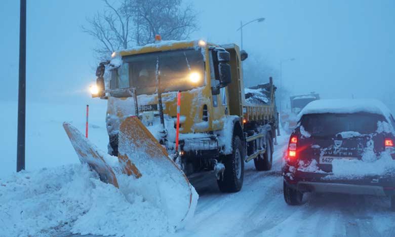 Mobilisation des comités de veille et de suivi dans plusieurs régions  pour faire face aux effets de la vague de froid