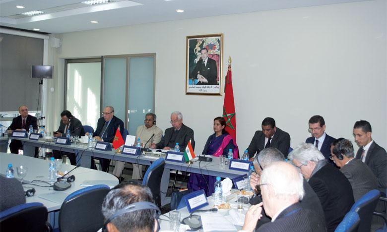 Le débat a permis d'évaluer les réalisations depuis l'établissement des relations diplomatiques entre le Maroc et l'Inde.