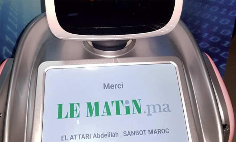 «Nous travaillons dur pour que le Maroc développe le marché  de la robotique et occupe des parts de marché dans ce domaine»