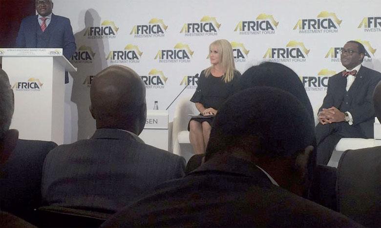 L'Africa Investment Forum a mobilisé une forte délégation marocaine.